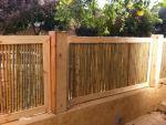 גדר עץ במבוק (6)